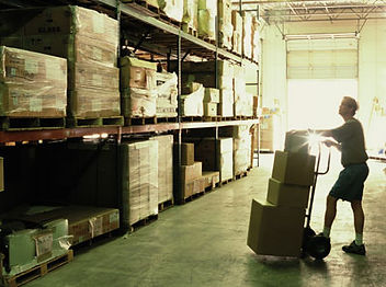 Secure storage and warehousing