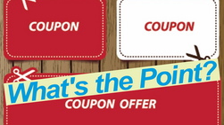 Coupons and Vouchers – What's the point?