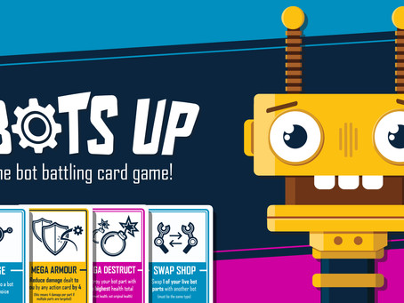 Interview with Matt and Rosie (Creators of Bots up)