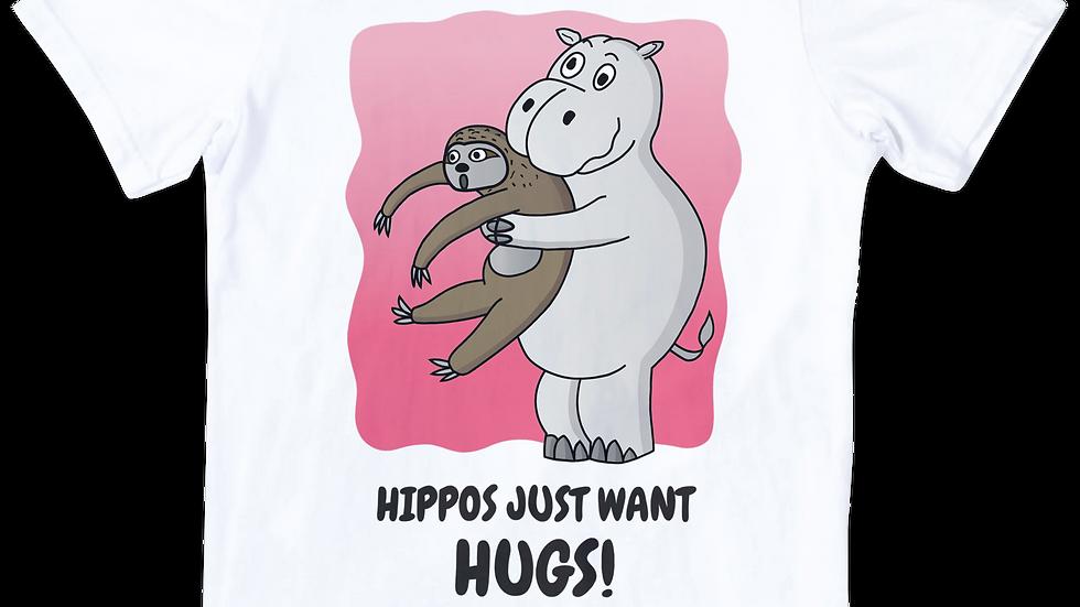 Hippo Hug Shirt