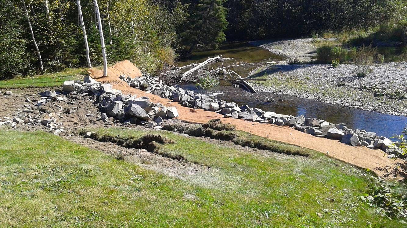 Rivière à la truite