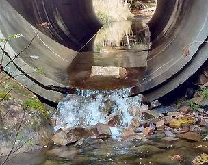 conduit qualité de l'eau
