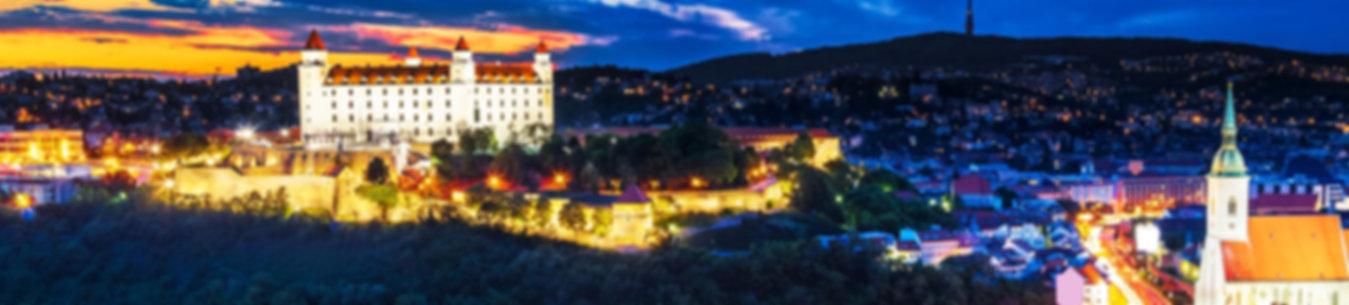 Словакия! офрмление виз