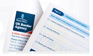 Визовый центр МСК документы