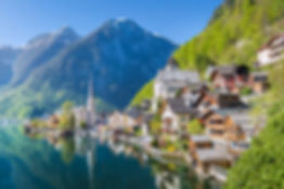 Австрийская виза в красивые места австрии