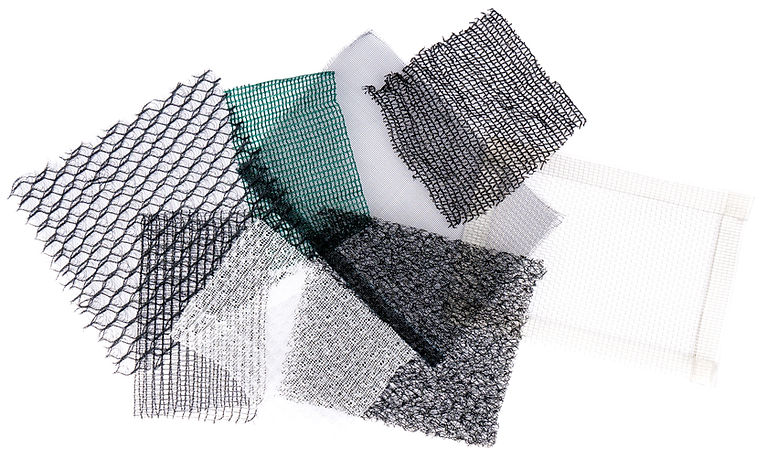 different types of mesh for fog collector net