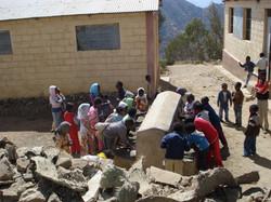 Wasserschule Eritrea