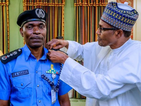 In blatant violation of Police Act, Buhari extends Adamu's tenure as IGP