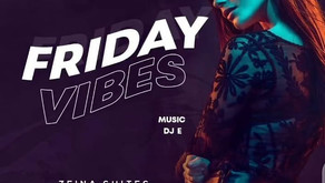 Don't Miss Out on Friday Vibes, on an Abuja City roof top near you!