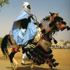 This event is a reminder of the former brilliance of katsina's cavalry.