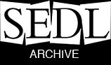 SEDL archive logo