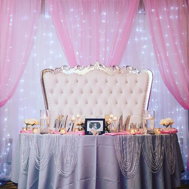 Welcome to the #fairytale This #wedding