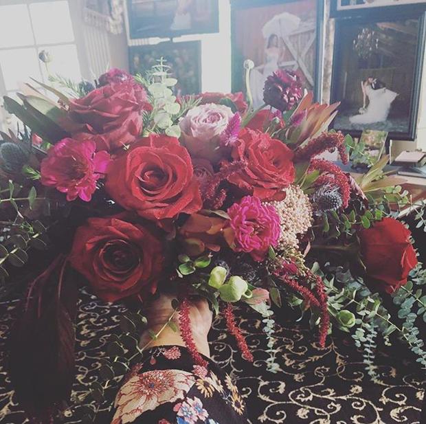 #cherrybrandydesigns #events #florist #d