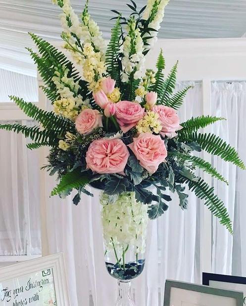 Happy #Weddingwednesday #Spring is almos