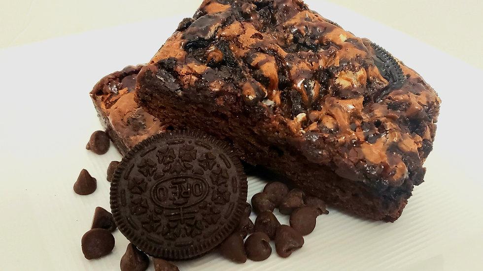 Cookie Blast Brownies