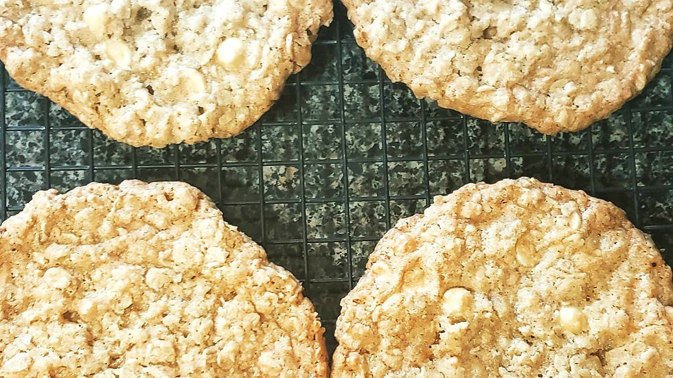Ultimate Salted Oat Cookie