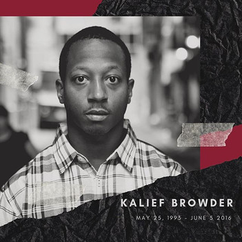 Kalief Browder died 4 years ago today. _