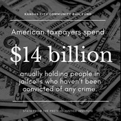 The #MoneyBail system doesn't just hurt