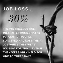 A few days in pretrial detention can hav