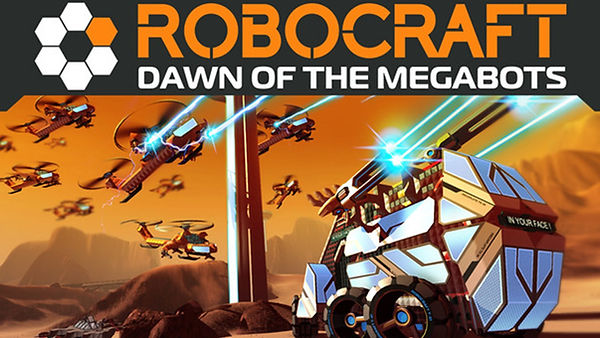 Major Updates | ROBOCRAFT | info about the game