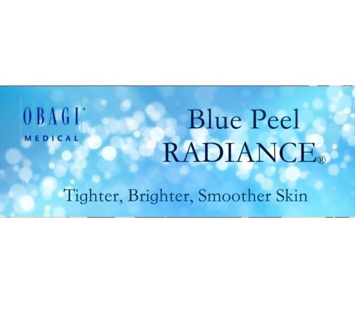 The Blue Peel Radiance By Obagi Medical