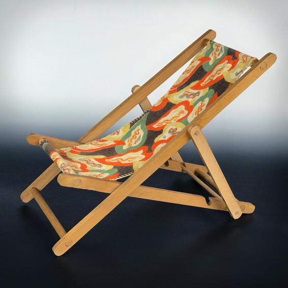 3.3 Leżak drewniany 1