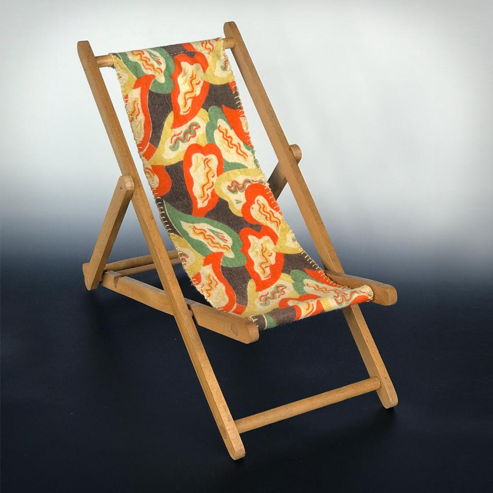3.3 Leżak drewniany 3