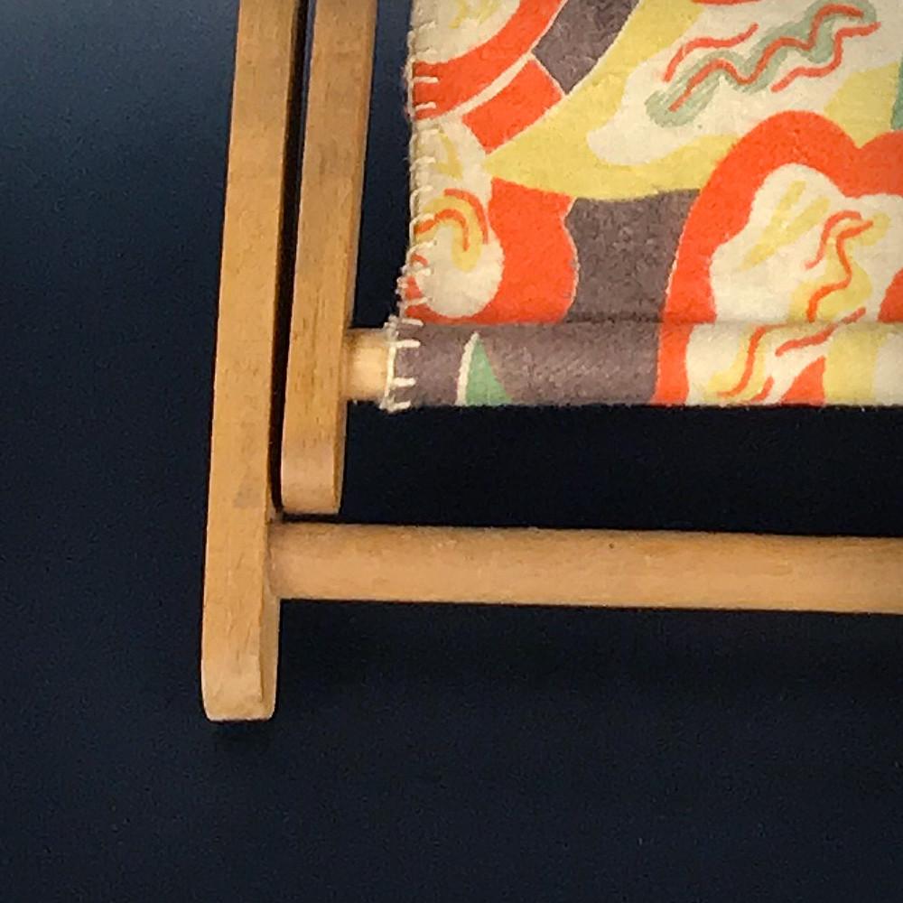 3.3 Leżak drewniany 5