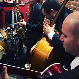 2 weeks to go  The Dan Olivo Jazz Band a