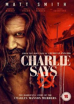 CHARLIE SAYS.jpg