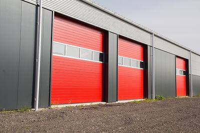 Warehouse respraying