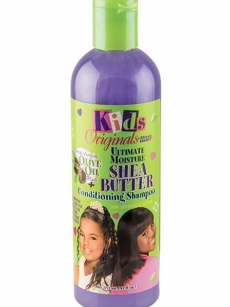 Africa's Best Kids Originals Ultimate Moisture Shea Butter Conditioning Shampoo