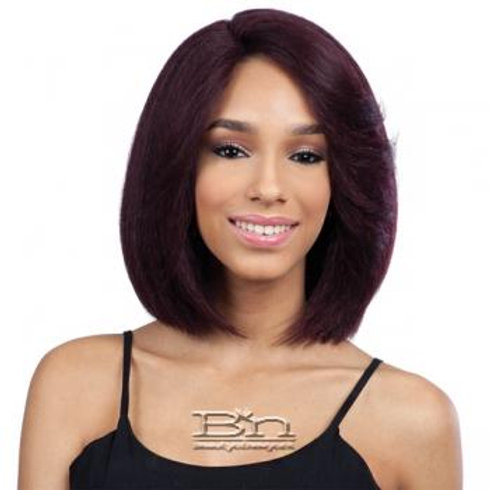 Freetress Equal Synthetic Deep Invisible L Part Lace Front Wig-Hania