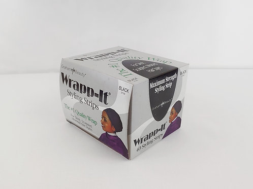 Graham Professional Beauty Wrapp-It Jr Styling Strips