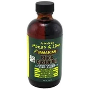 Jamaican Mango & Lime Black Castor Oil Tea Tree