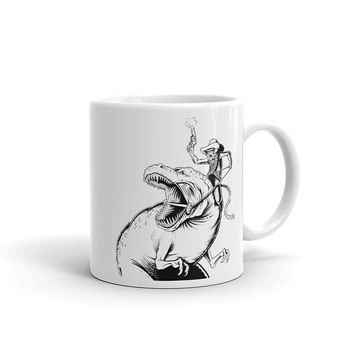 Monkey on my Back Mug