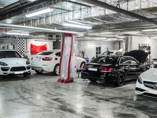 Покраска кузовных элементов — по низким ценам в Казани