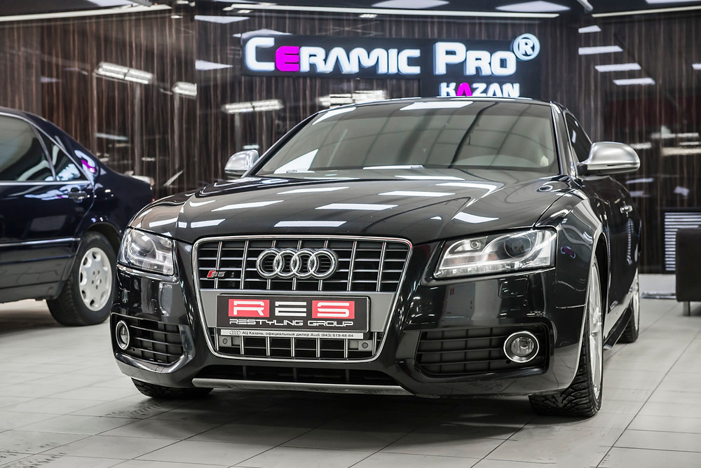 Обслуживание и кузовной ремонт автомобилей в Казани