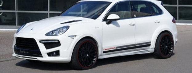 Тюнинг обвес HOFELE для Porsche Cayenne 958 в Казани
