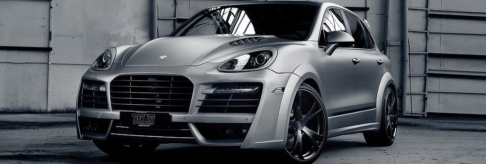 Тюнинг обвес TechArt MAGNUM III для Porsche Cayenne 958 в Казани