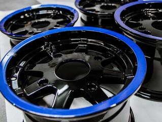 Покраска дисков в Казани: стоимость окраски автомобильных дисков