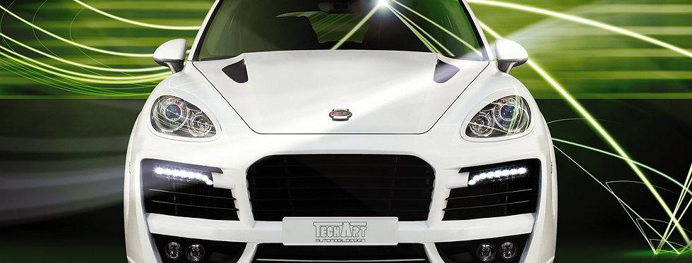 Тюнинг обвес TECHART для Porsche Cayenne (2011- ) в Казани