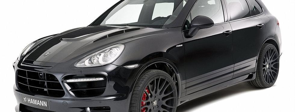 Тюнинг обвес Hamannдля Porsche Cayenne 958 в Казани