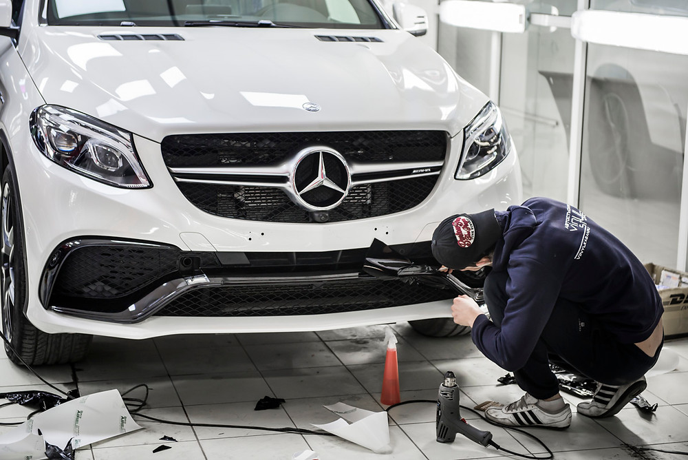 Ремонт авто кузов покраска Казань