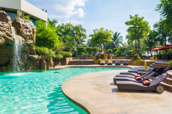 Diamond Hotel Swimming Pool