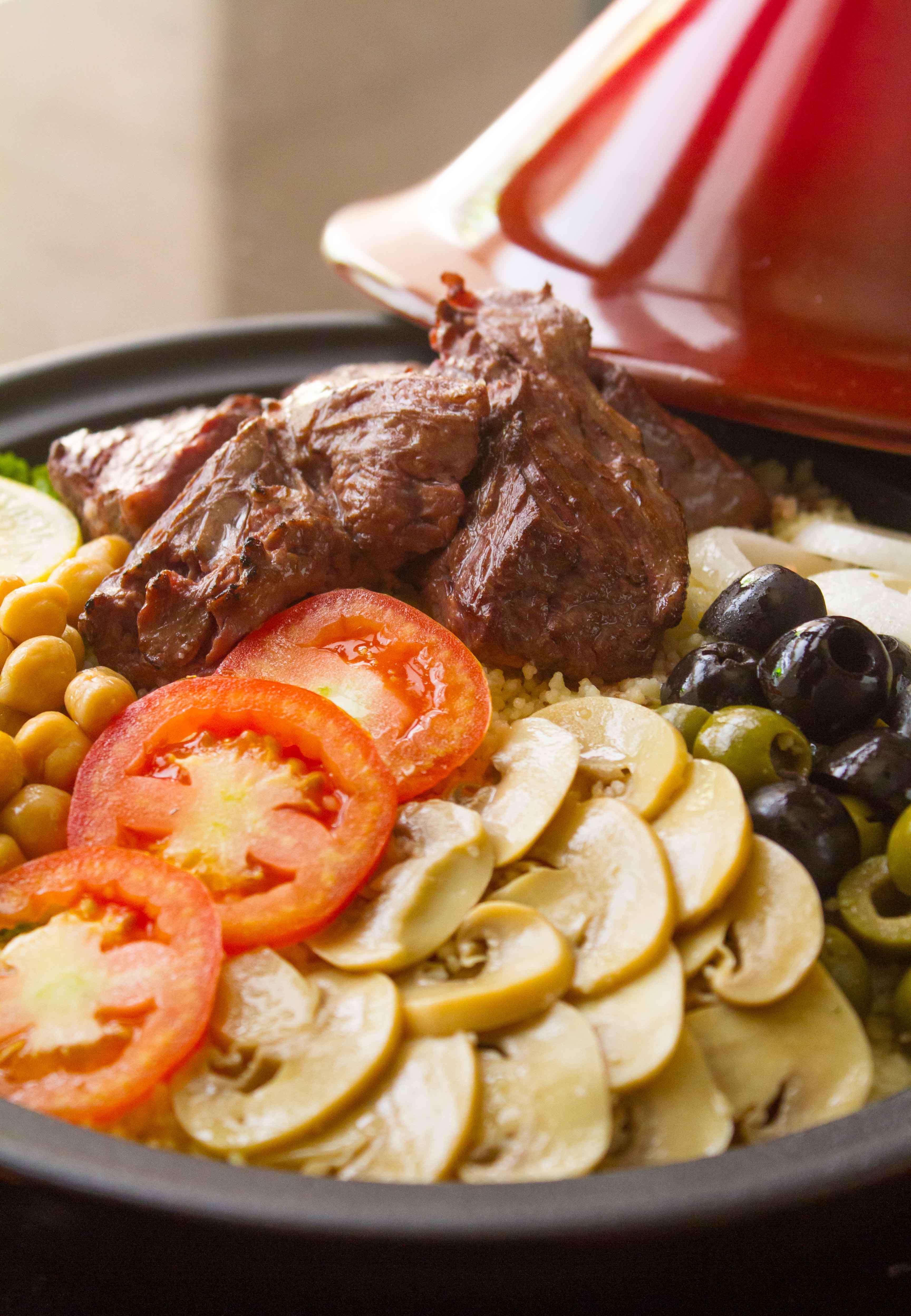 Beef Tangines - Bowler Restaurant