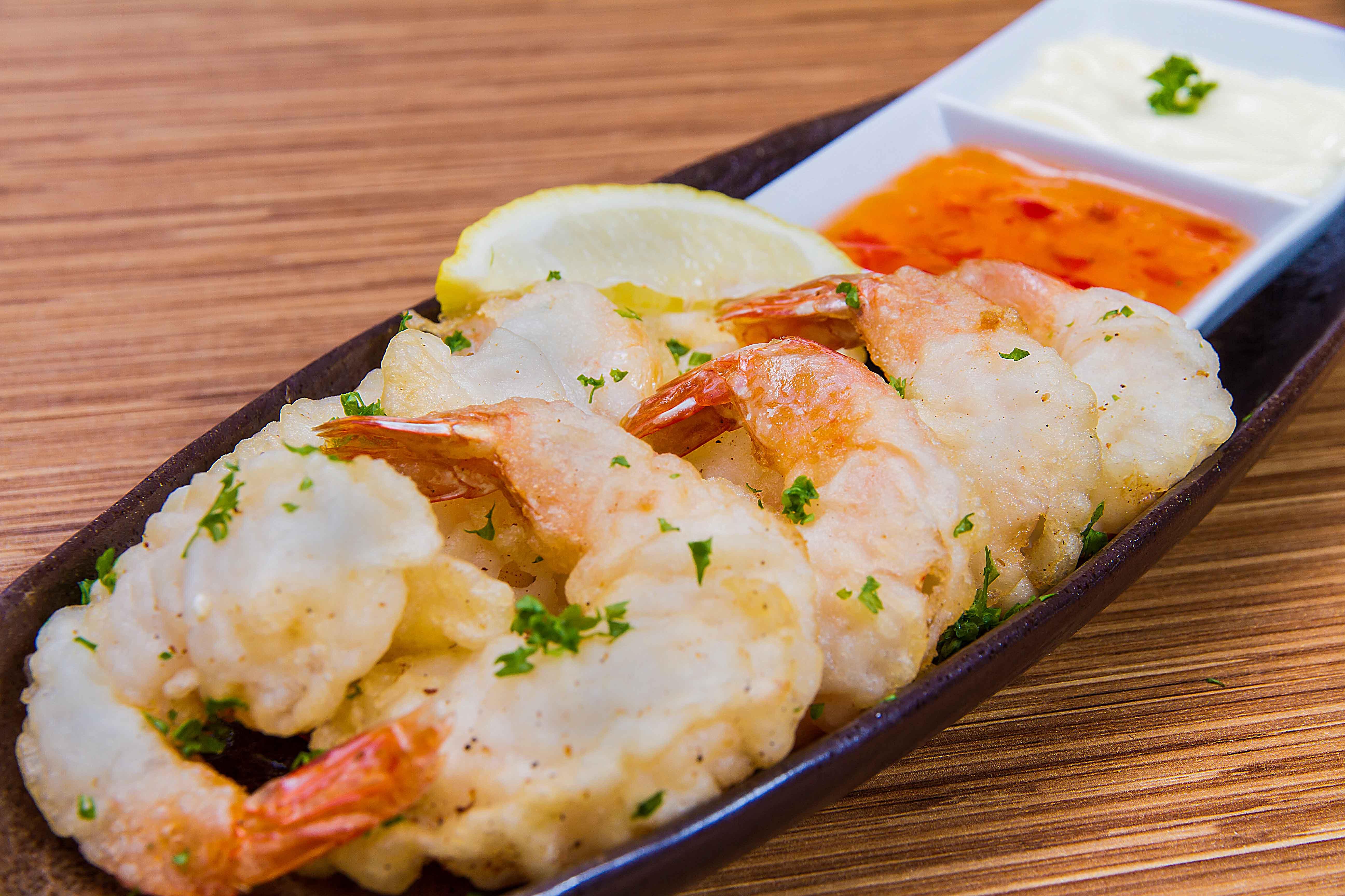 Crispy Shrimps - Gyu Kaku Restaurant
