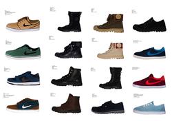COG Shoe Compilation