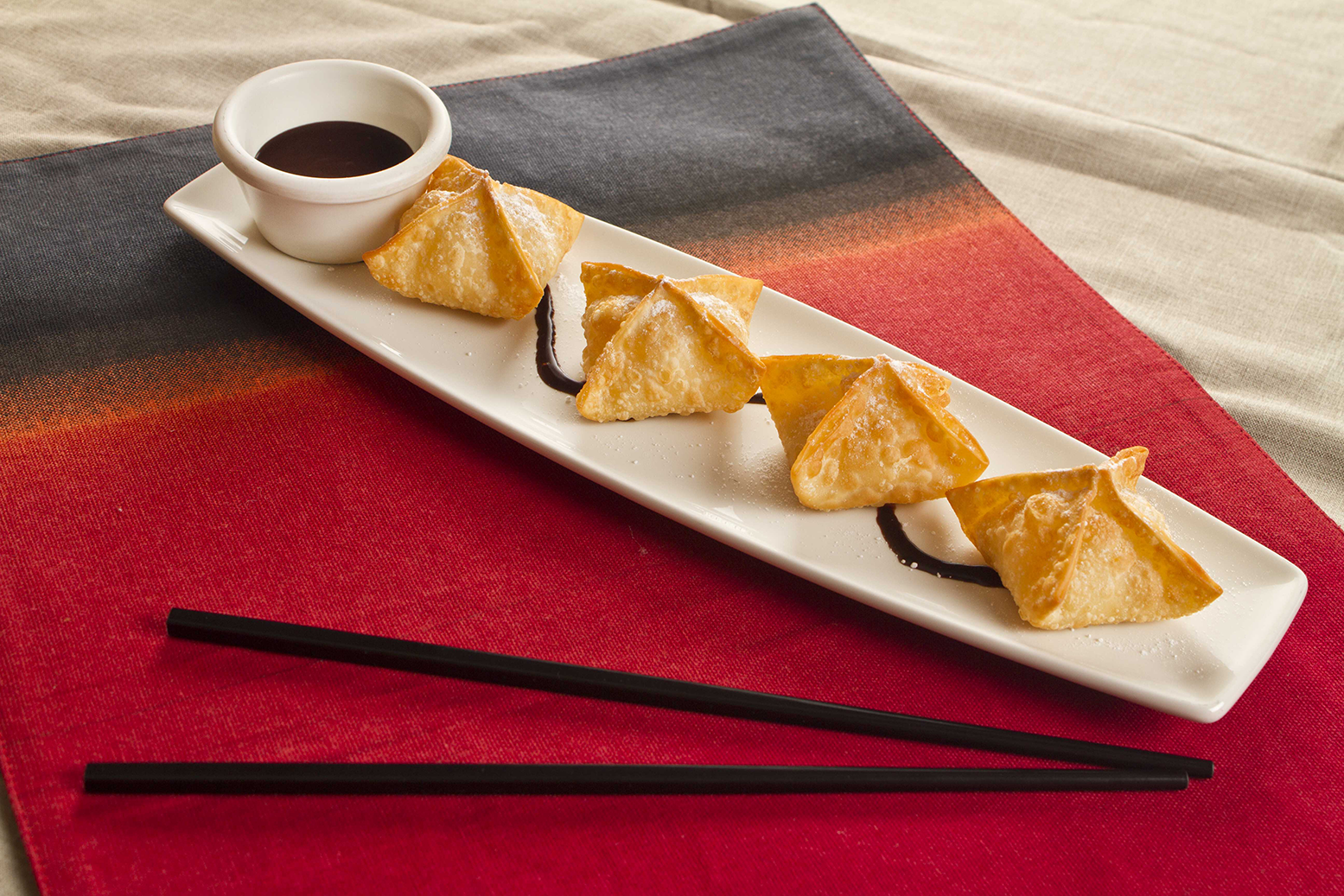 PF Changs Crispy Cream Cheese Wanton