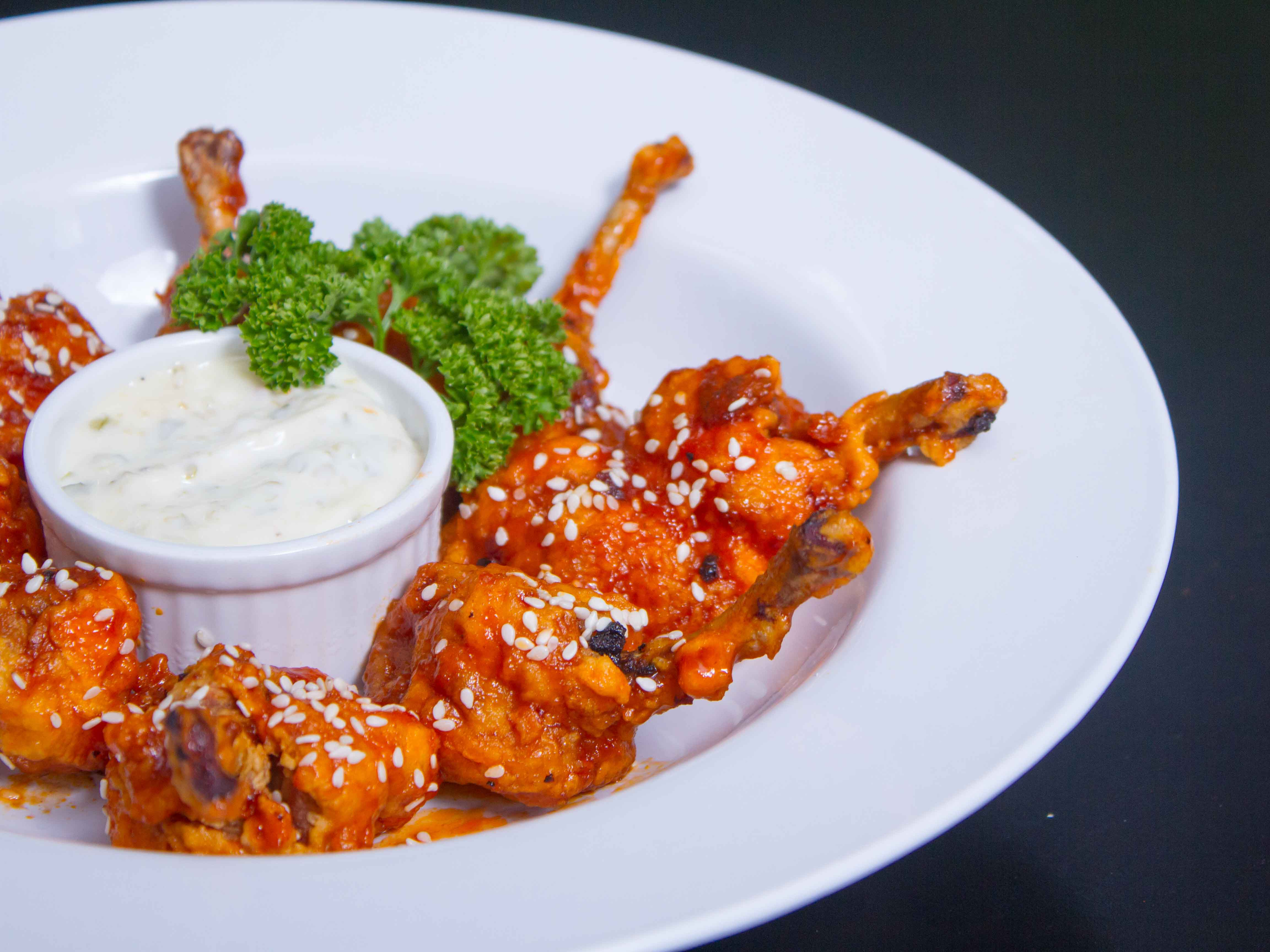 Buffalo Wings - Bowler Restaurant